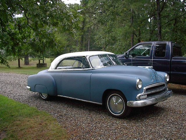 18inchapes's 1952 Chevrolet Bel Air