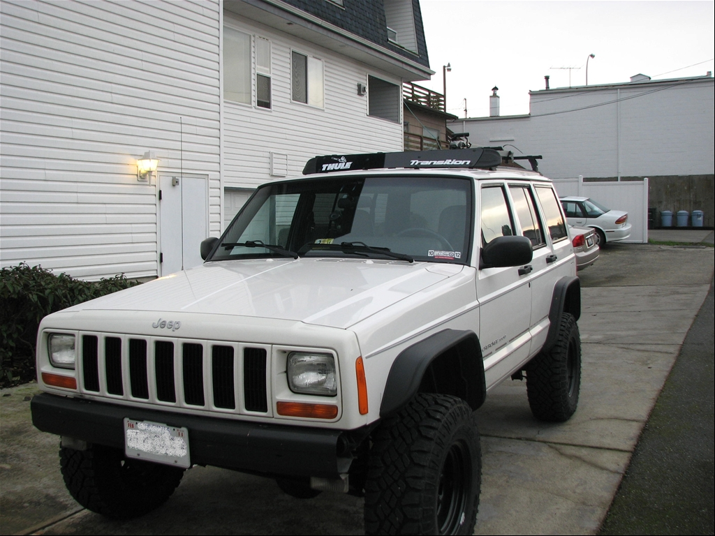 fender cut out flares for 1984 2001 jeep cherokee xj fits jeep car. Cars Review. Best American Auto & Cars Review