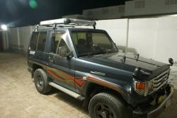 Jaans 1988 Toyota Land Cruiser