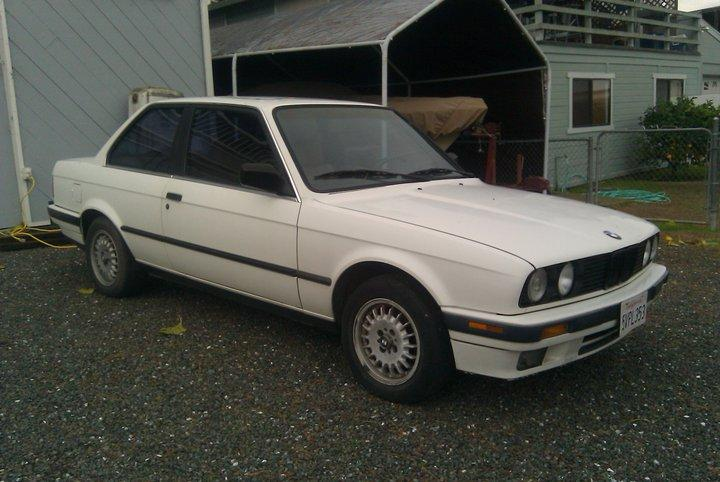 cyberscorpio18 1989 BMW 3 Series
