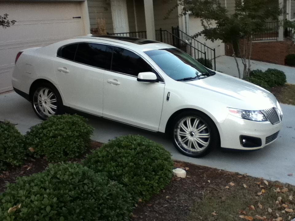 Chameleon420 2010 Lincoln Mksecoboost Specs Photos Modification