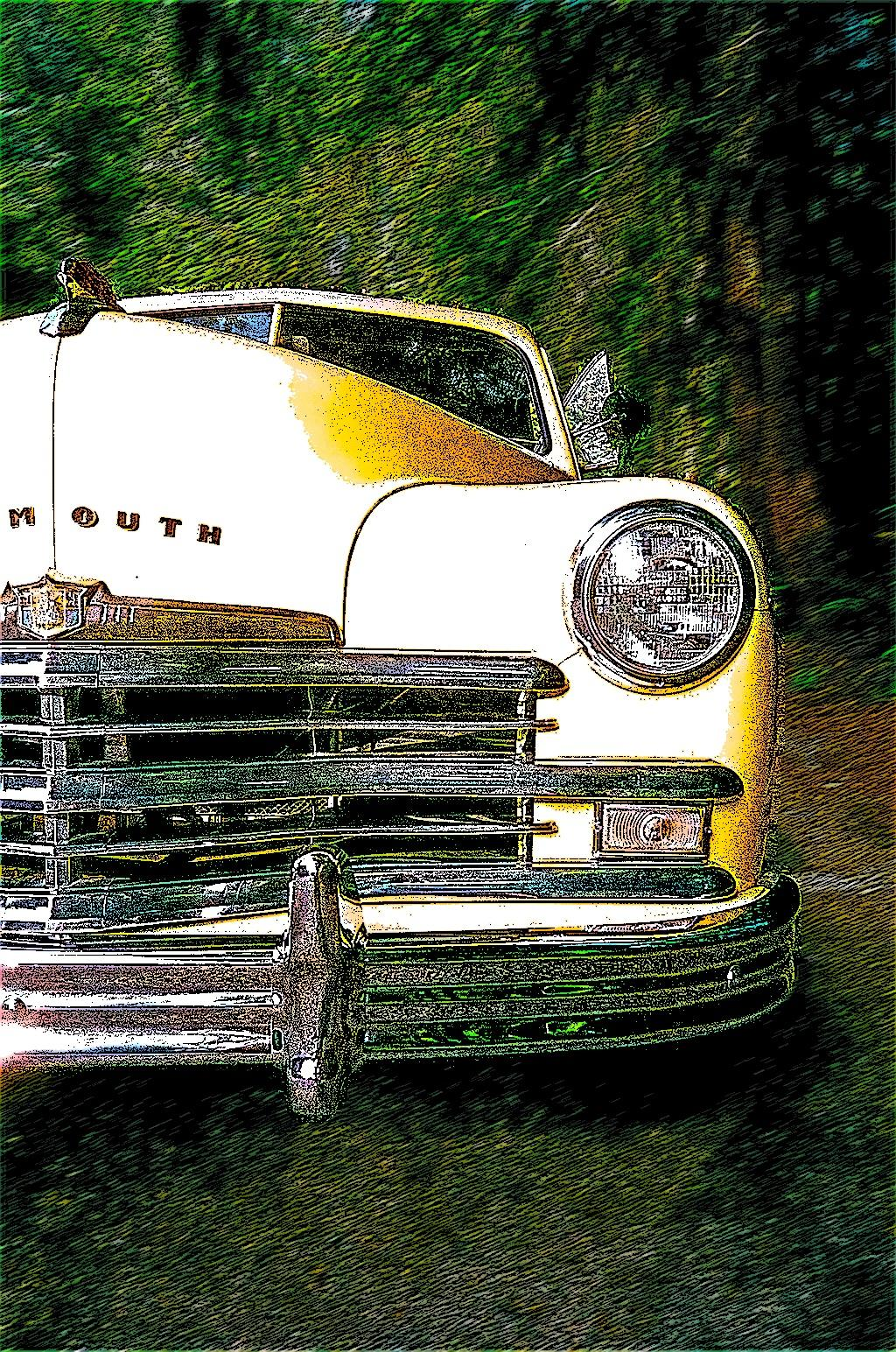 austin1993 1949 Plymouth Deluxe