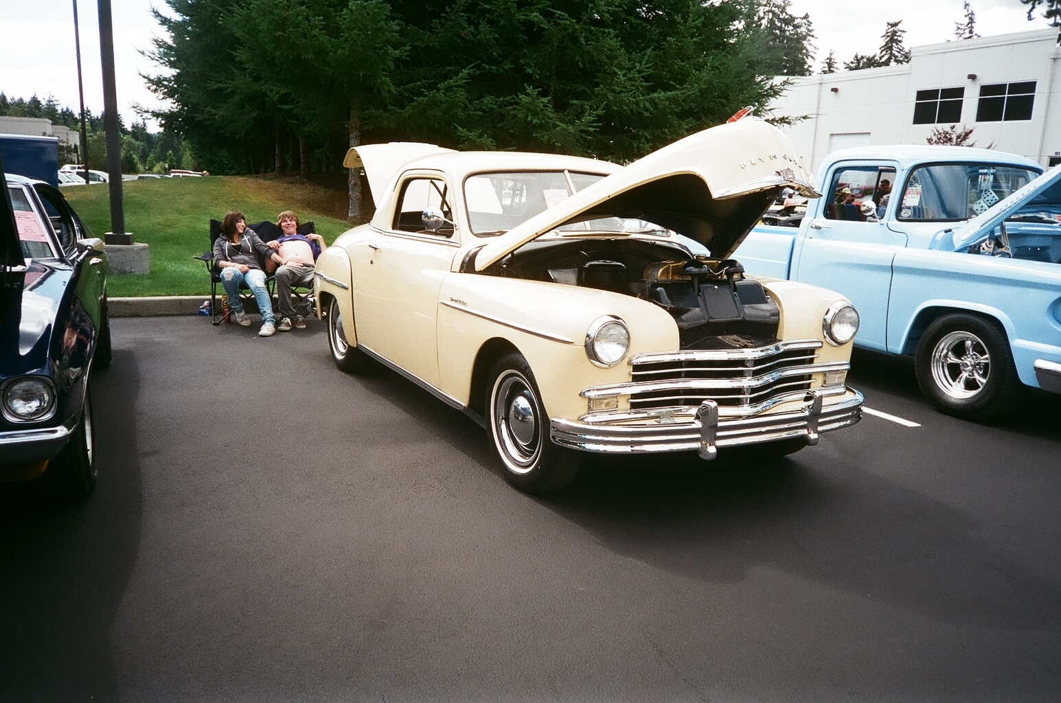 Another austin1993 1949 Plymouth Deluxe post... - 14912115