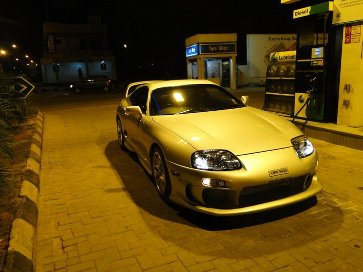 Another abunasar 1998 Toyota Supra post... - 14913053