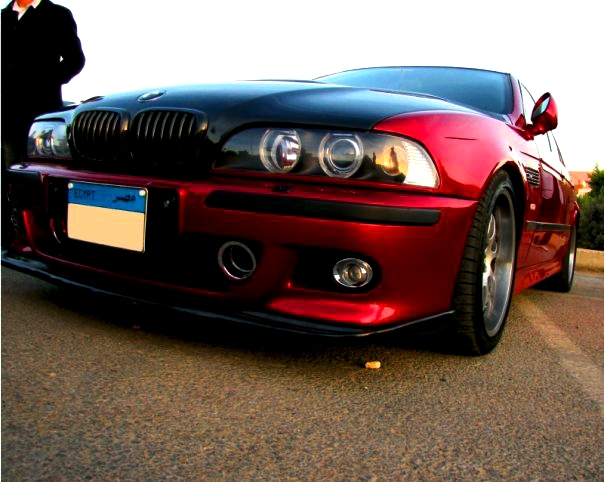 MidoDesigns 2003 BMW M5