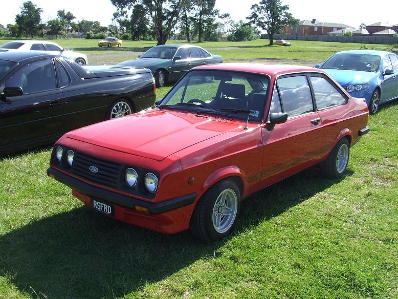 Another whooligan 1980 Ford Escort post... - 14911570