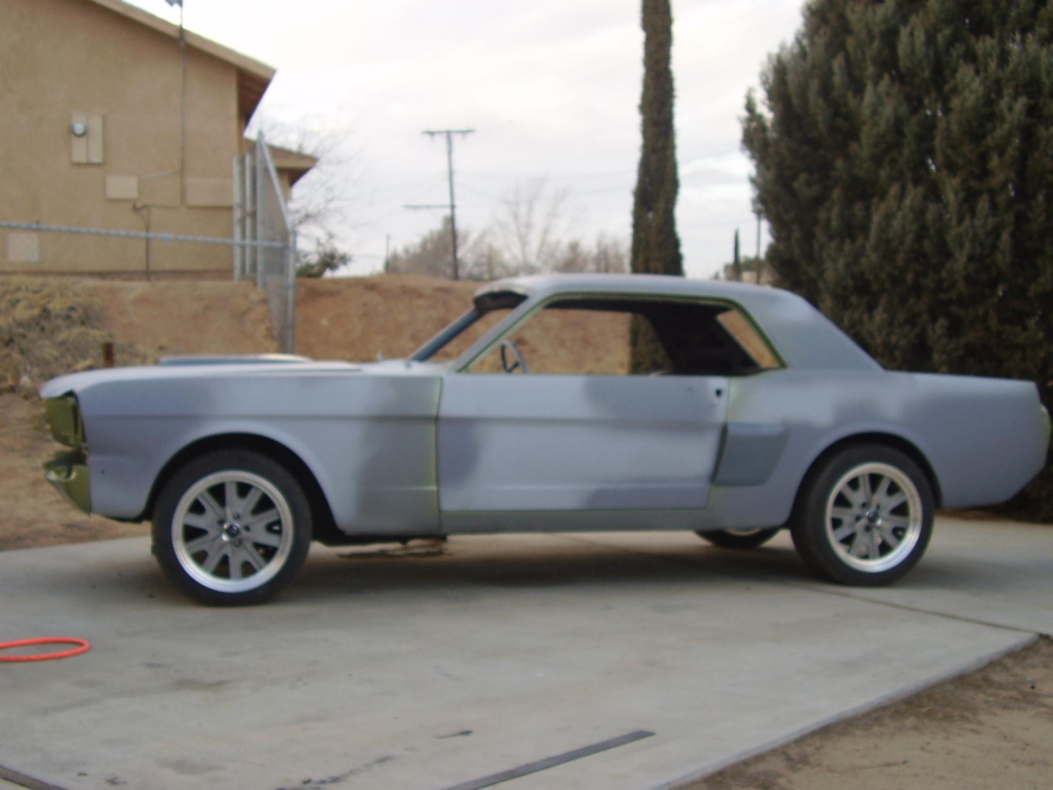 Another HRRKUSTOMS 1965 Ford Mustang post... - 14914044