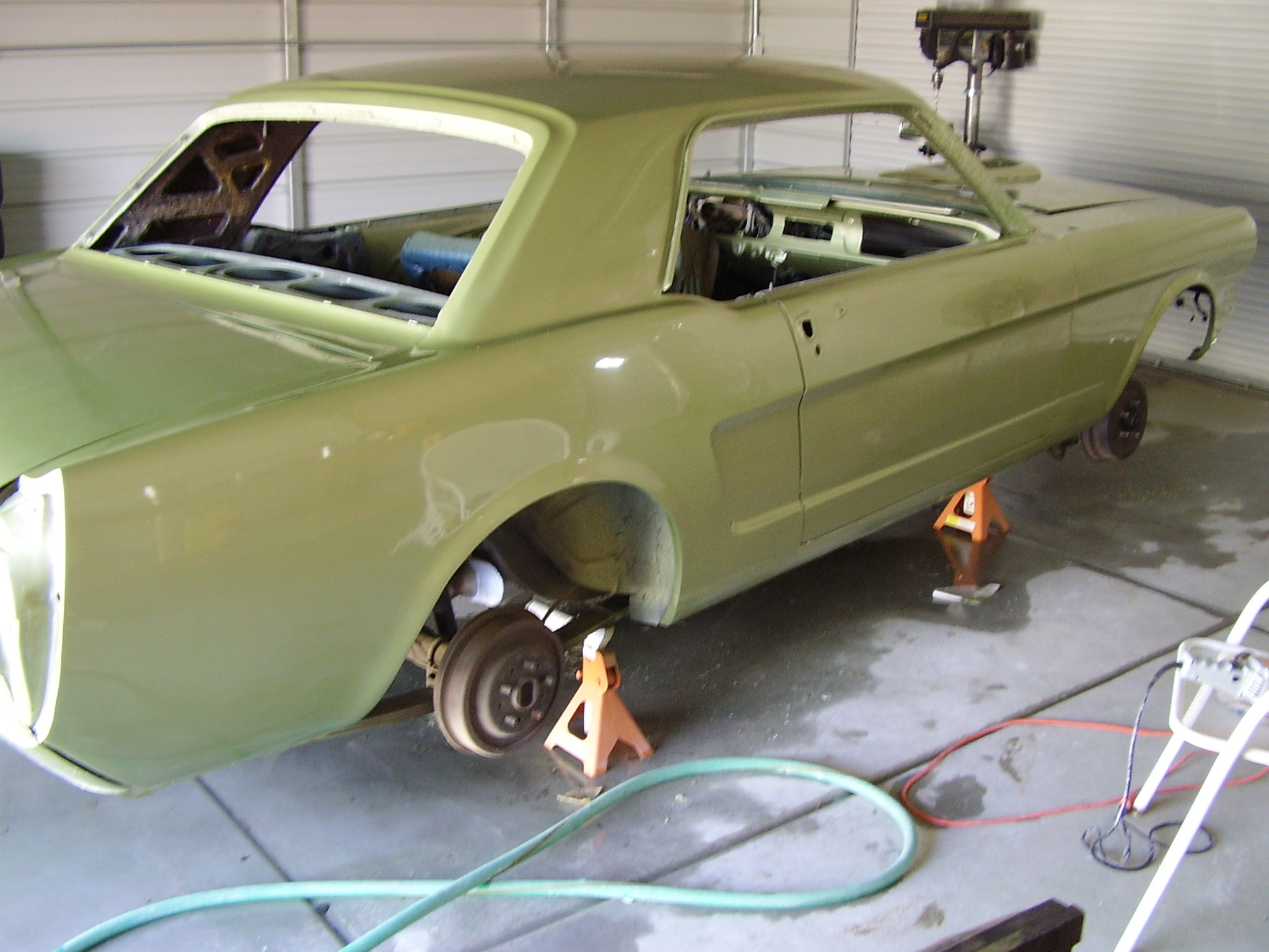 Another HRRKUSTOMS 1965 Ford Mustang post... - 14914047