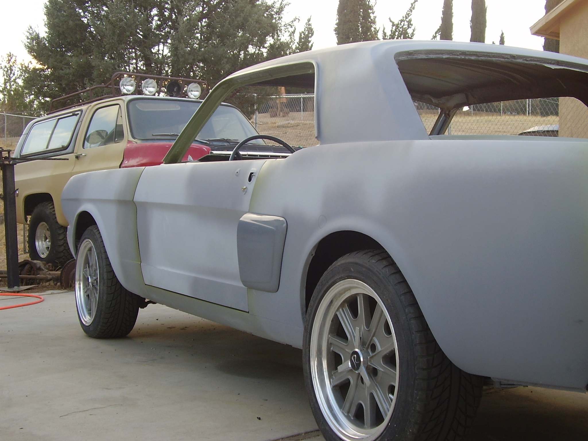 Another HRRKUSTOMS 1965 Ford Mustang post... - 14914051