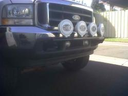 HRRKUSTOMS 2005 Ford F250 Crew Cab