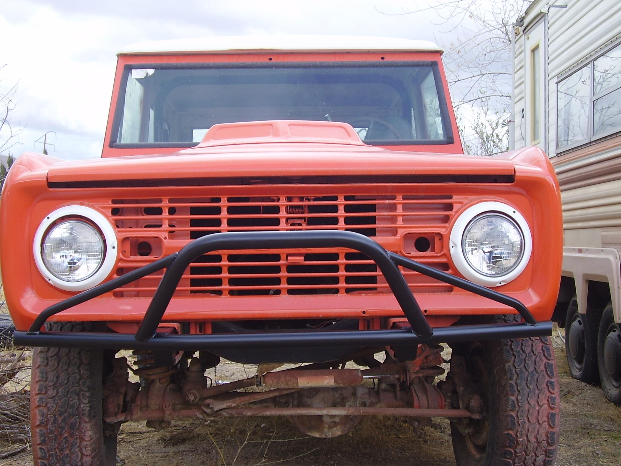 Another HRRKUSTOMS 1967 Ford Bronco post... - 14914090