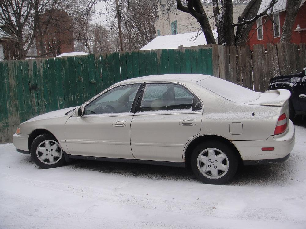 O.G. Miller's 1995 Honda Accord