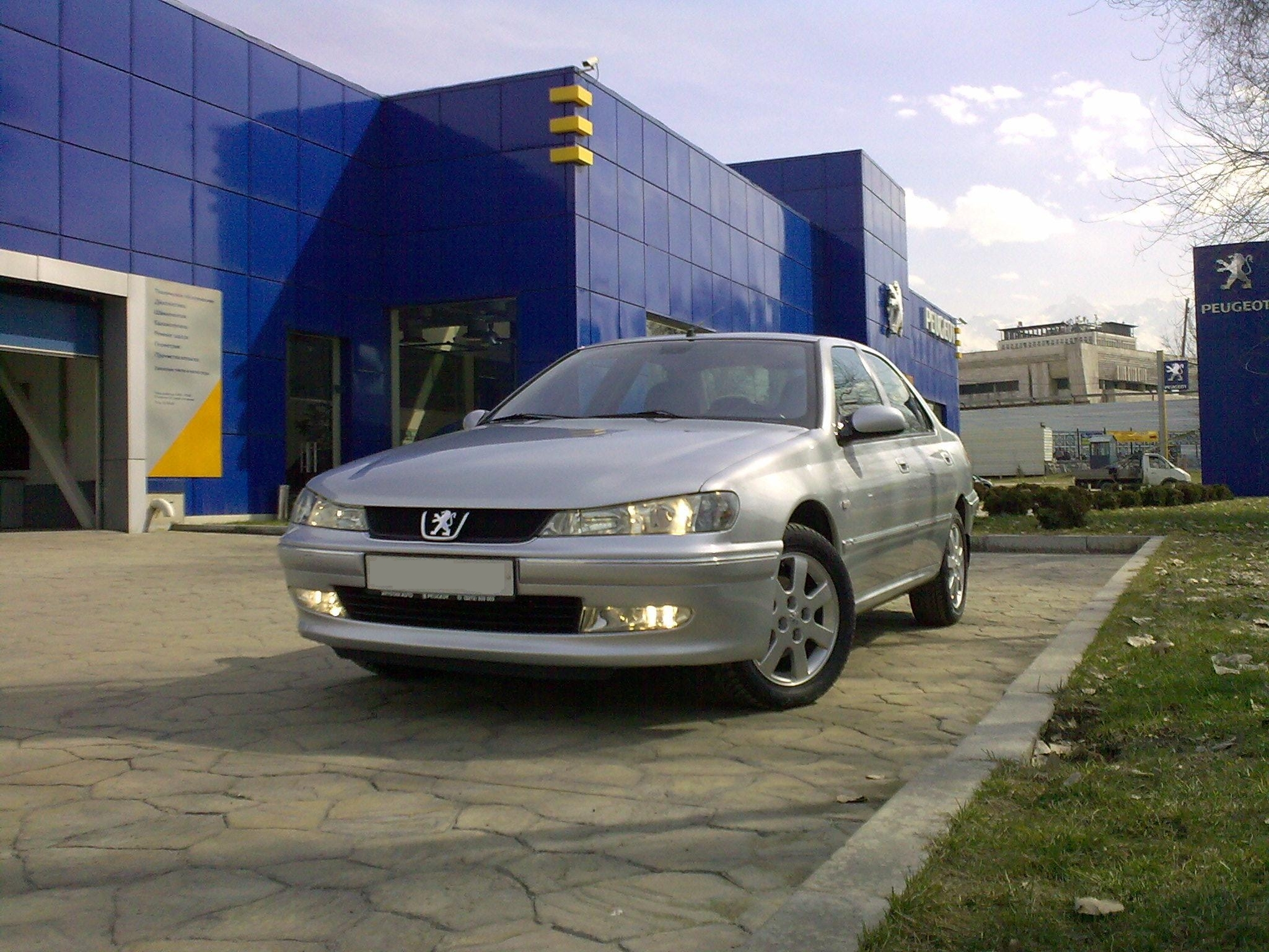 Another Roman001 2004 Peugeot 406 post... - 14914946