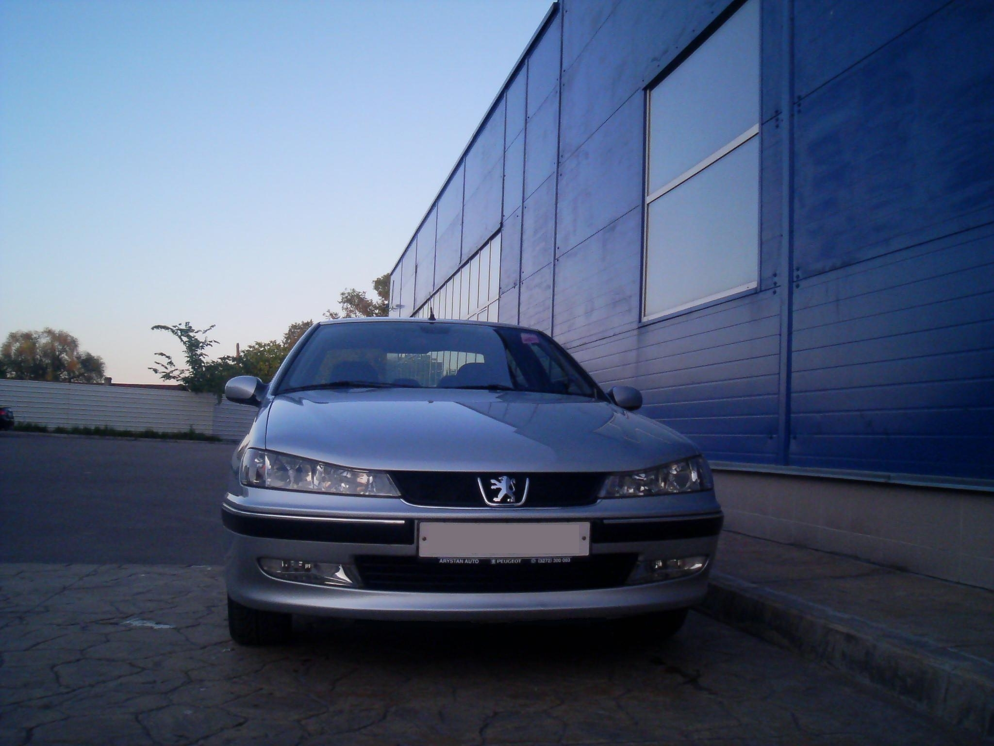 Another Roman001 2004 Peugeot 406 post... - 14914954