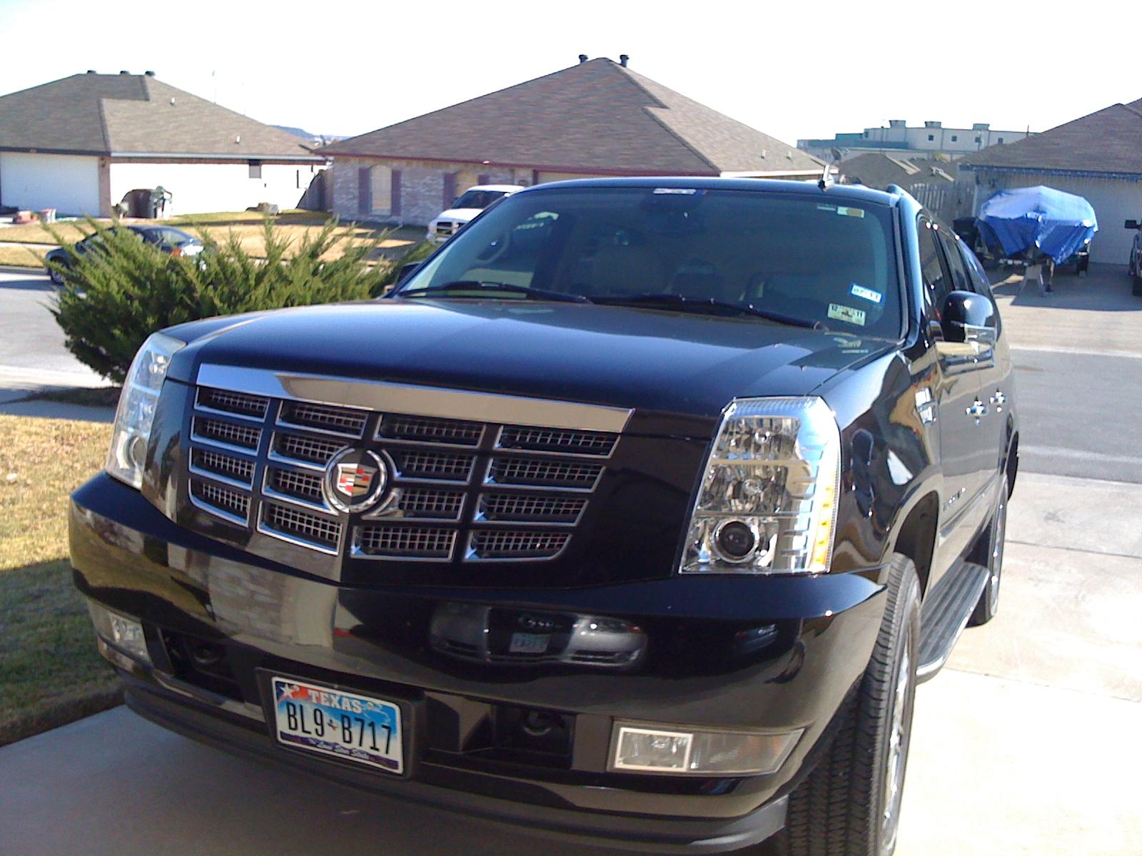 jfeels12 2007 cadillac escalade esvsport utility 4d specs photos modification info at cardomain. Black Bedroom Furniture Sets. Home Design Ideas