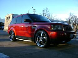 NOLIMITINCs 2009 Land Rover Range Rover Sport