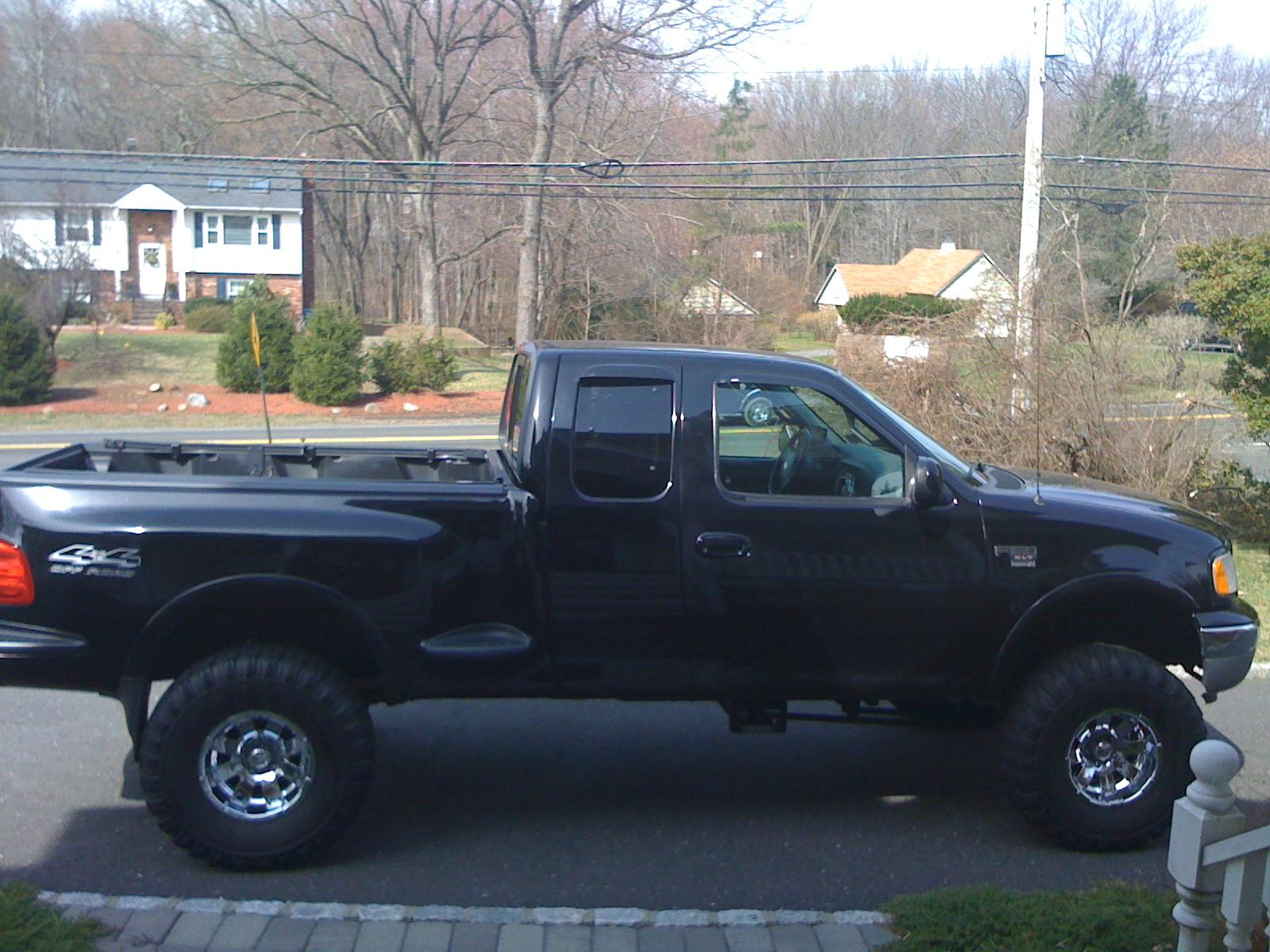 SHUEEE 2000 Ford F150 Super Cab