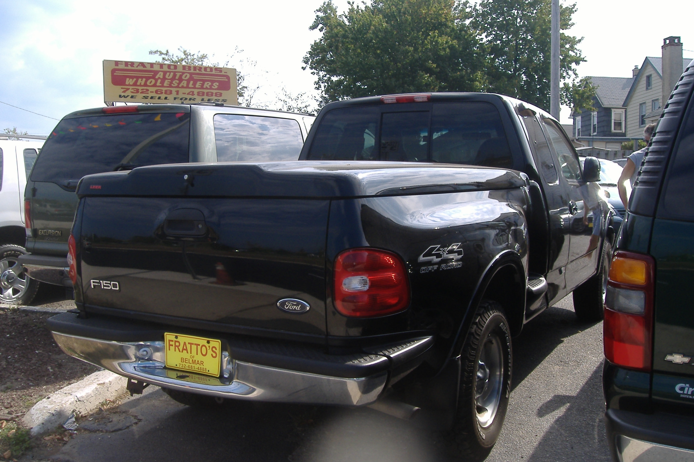 Another SHUEEE 2000 Ford F150 Super Cab post... - 14916695