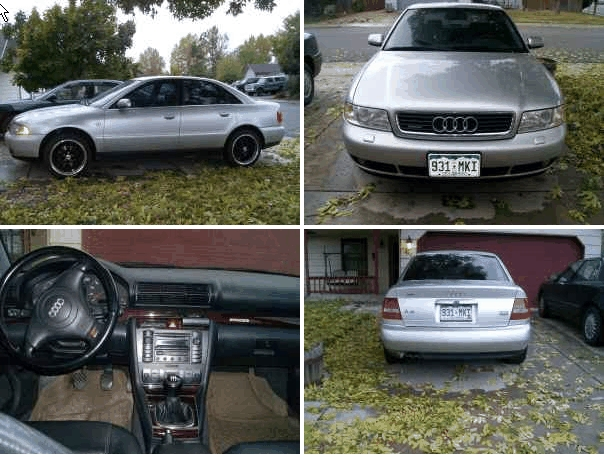 Another MikesMazda6 2000 Audi A4 post... - 14917065
