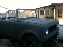 Asmit28's 1962 International Scout