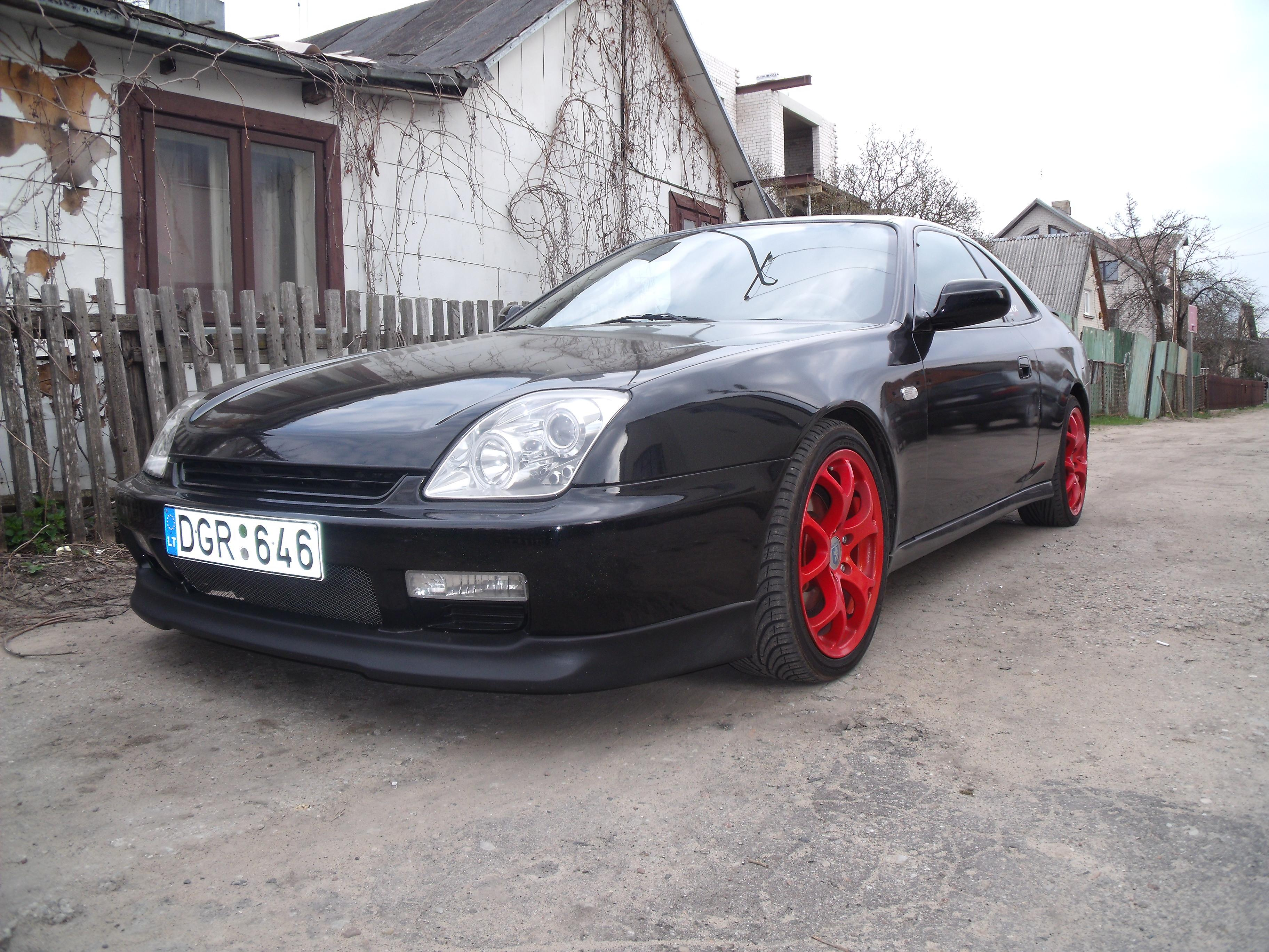 powertag 39 s 1997 honda prelude coupe 2d in kaunas. Black Bedroom Furniture Sets. Home Design Ideas