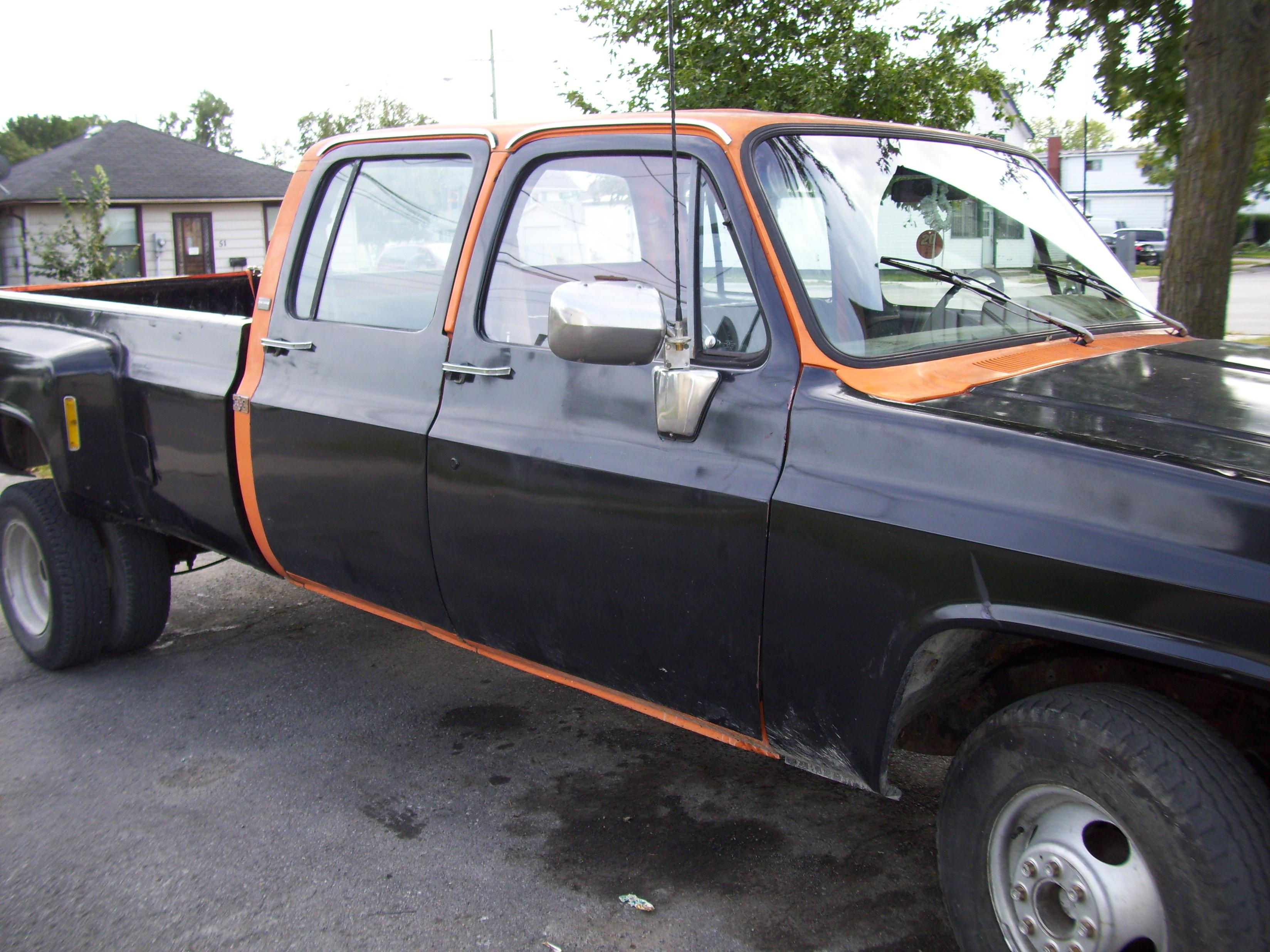 Another Honda_B16A6 1984 GMC 3500 Crew Cab & Chassis post... - 14918080