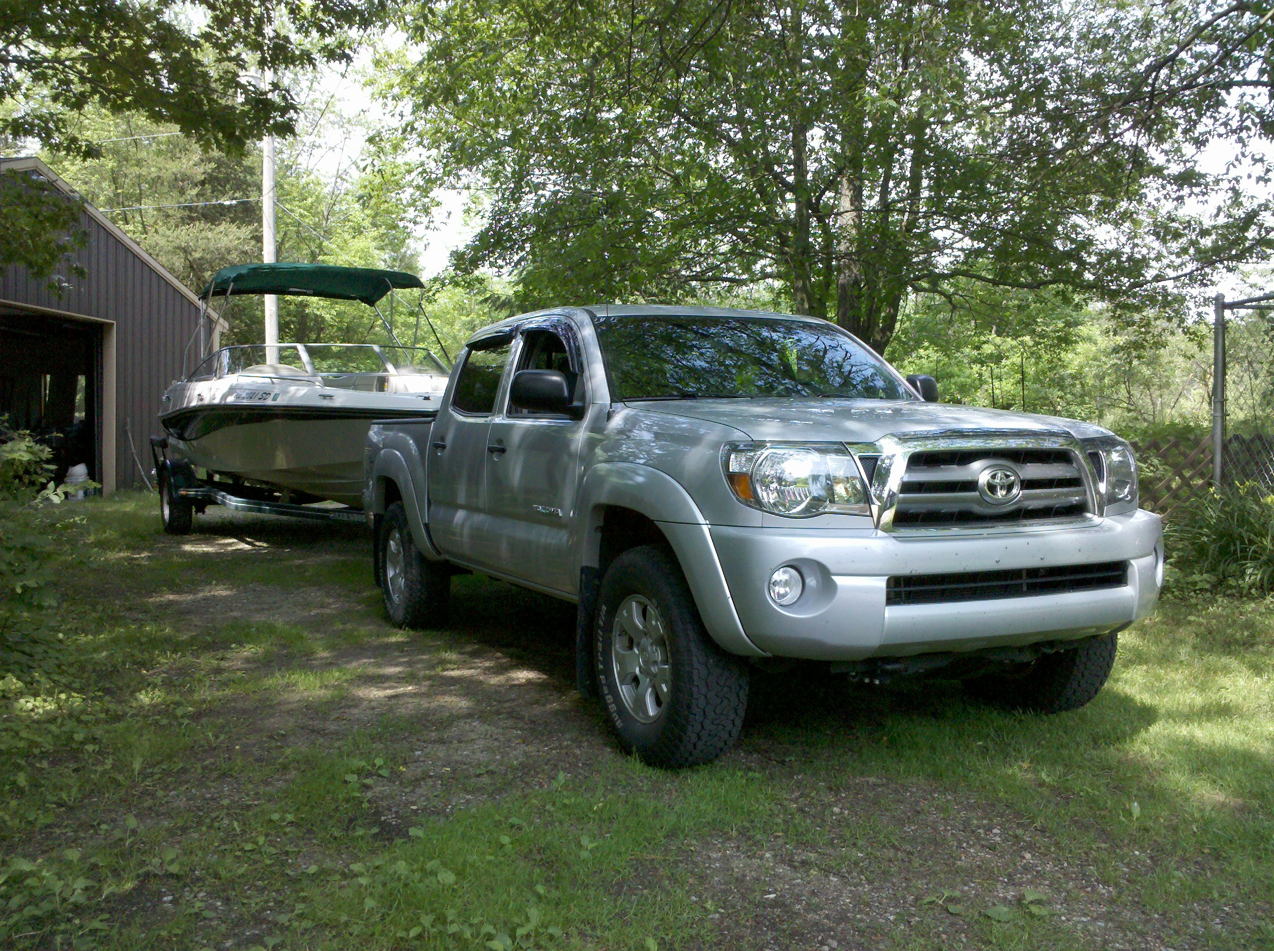 Another shawnfrontier 2009 Toyota Tacoma Double Cab post... - 14918450