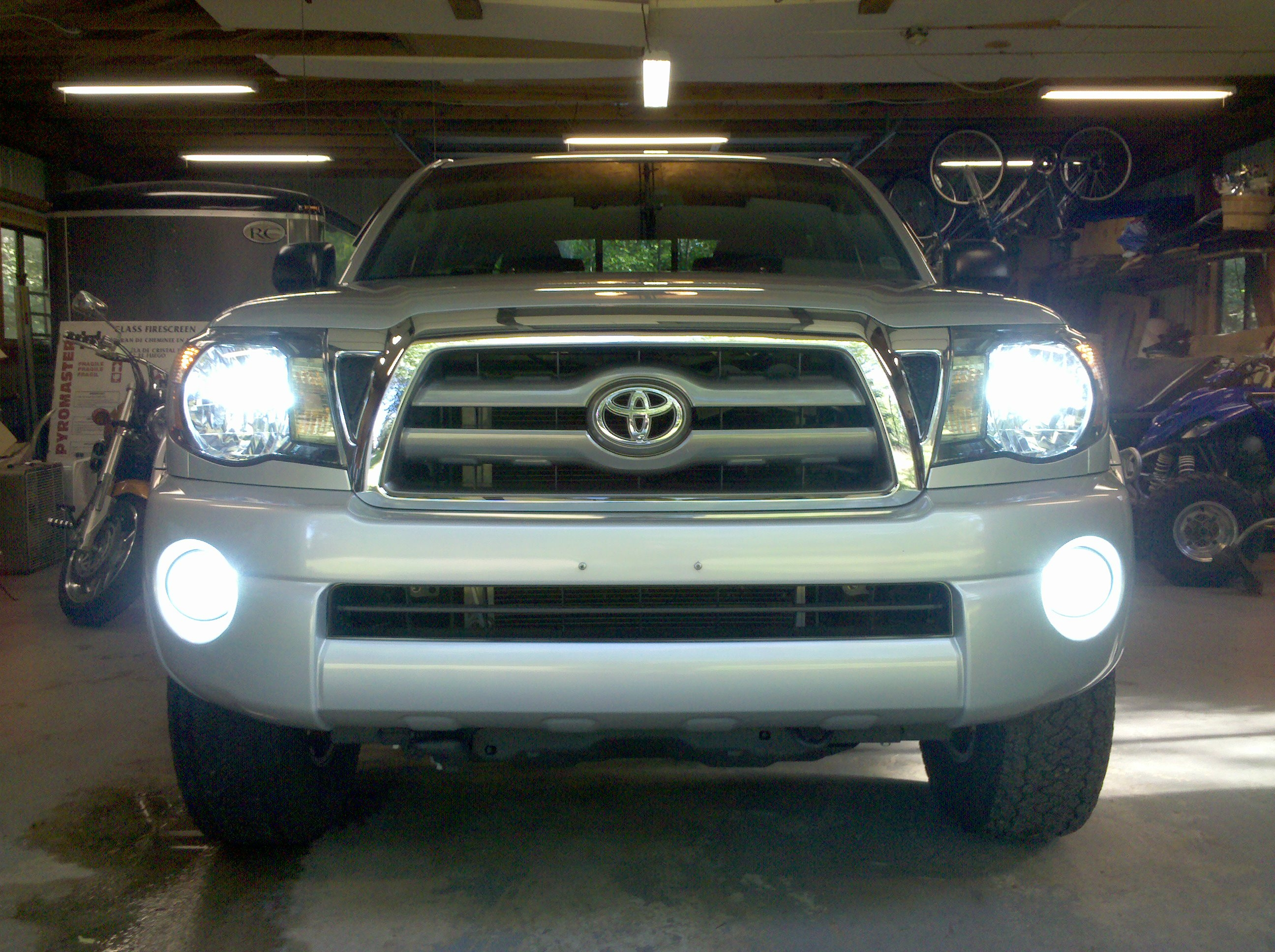 Another shawnfrontier 2009 Toyota Tacoma Double Cab post... - 14918451