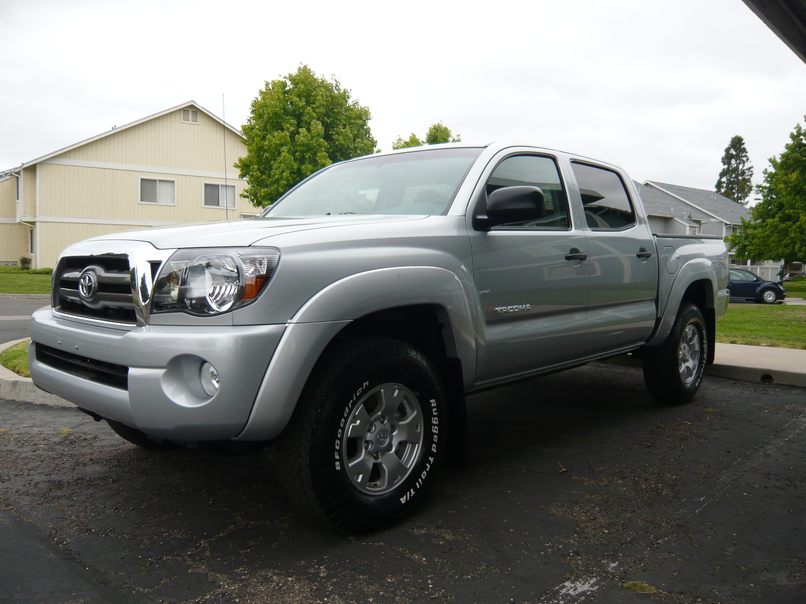 Another shawnfrontier 2009 Toyota Tacoma Double Cab post... - 14918454