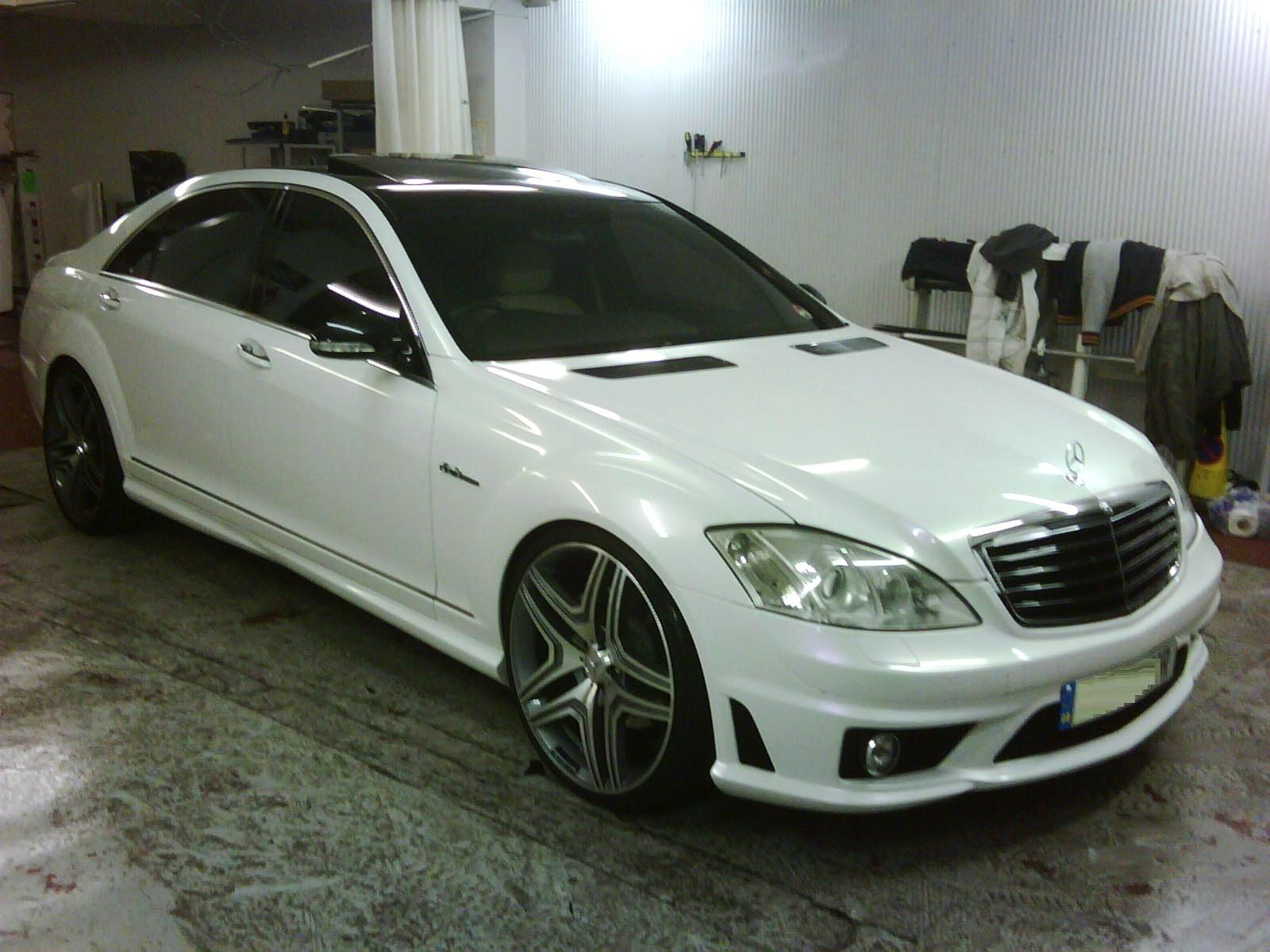 image gallery 2006 mercedes benz s500