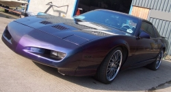 customknights 1991 Pontiac Trans Am