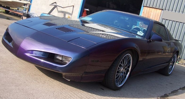 customknight 1991 Pontiac Trans Am 14920511