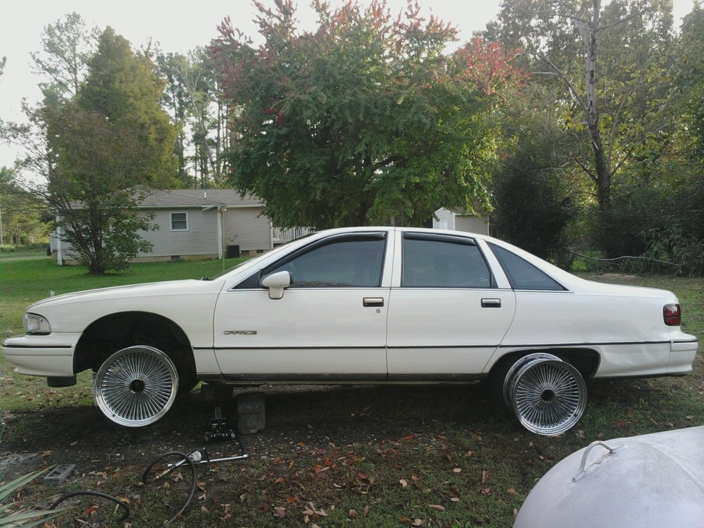 Another donk_bubble22 1992 Chevrolet Caprice post... - 14920718