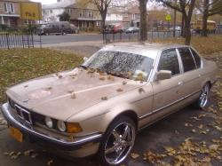 1988throwbacks 1988 BMW 7 Series