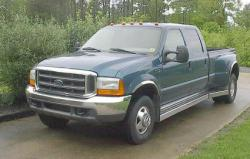 redintrepid9 2000 Ford F350 Super Duty Crew Cab