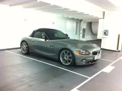 vivaces 2003 BMW Z4