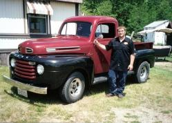 Bob-Best 1948 Ford F150 (Heritage) Regular Cab