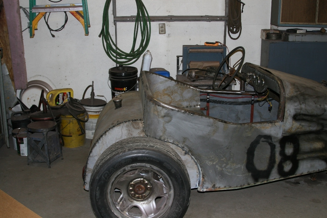 Another Bob-Best 1932 Ford Roadster post... - 14922216