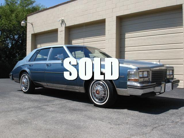 kandylacs 39 s 1985 cadillac seville in bloomington. Cars Review. Best American Auto & Cars Review