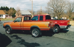 Jakeyss 1985 Nissan 720 Pick-Up