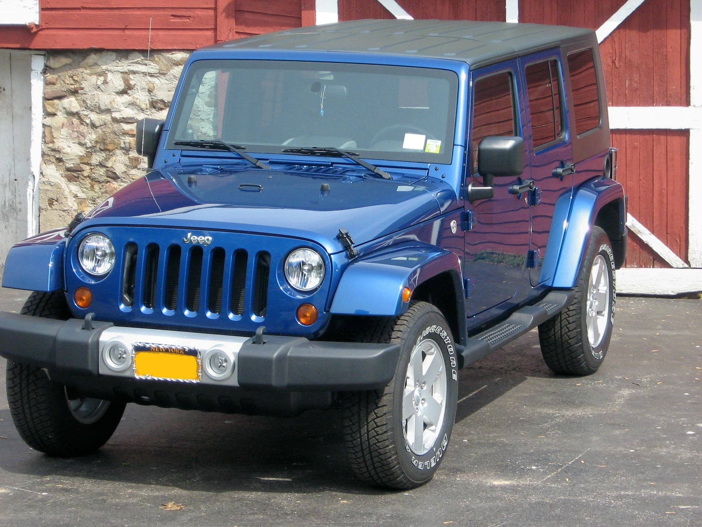 Another 85gmcgirl 2010 Jeep Wrangler post... - 14922919