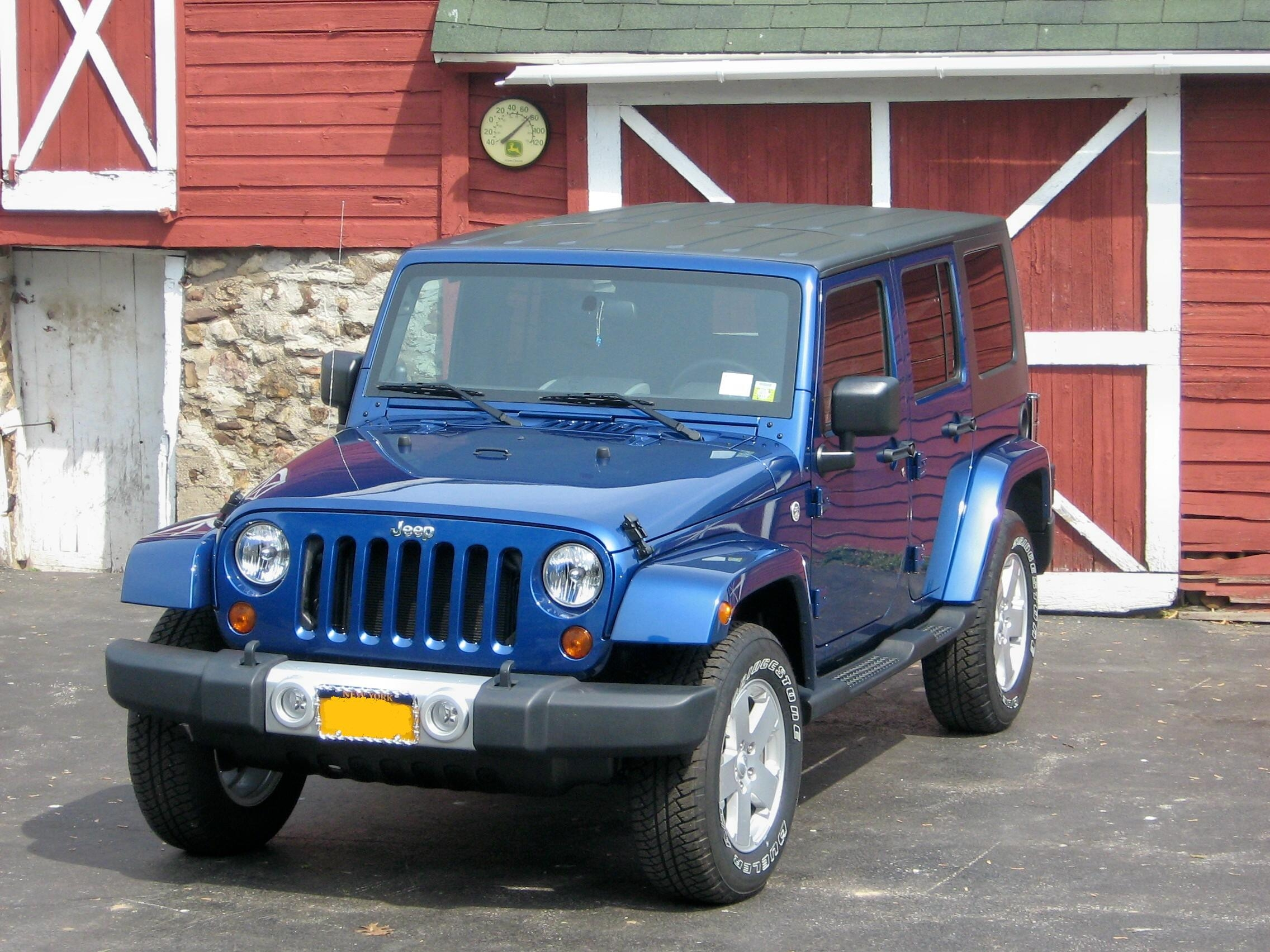 Another 85gmcgirl 2010 Jeep Wrangler post... - 14922920