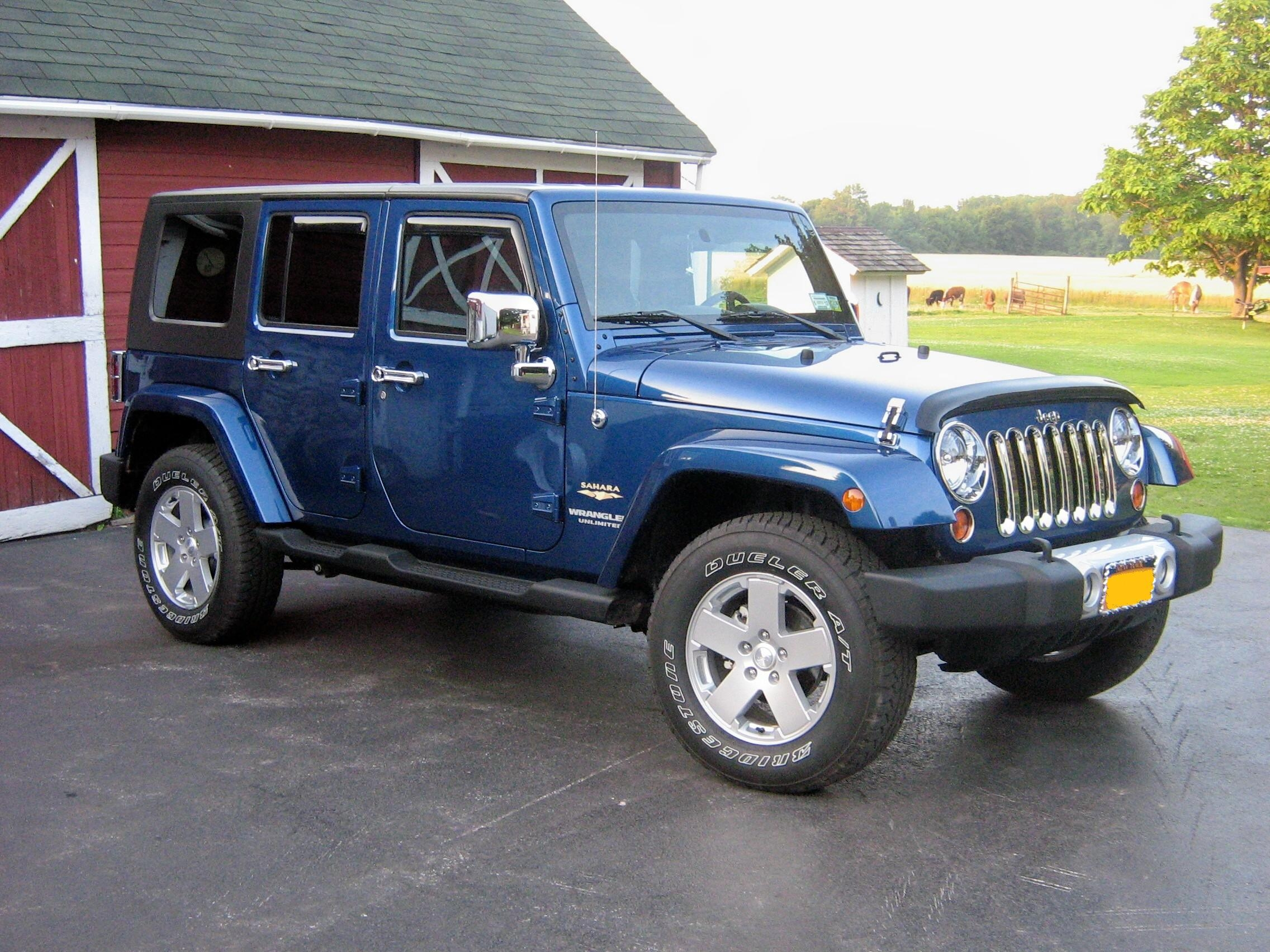 Another 85gmcgirl 2010 Jeep Wrangler post... - 14922921