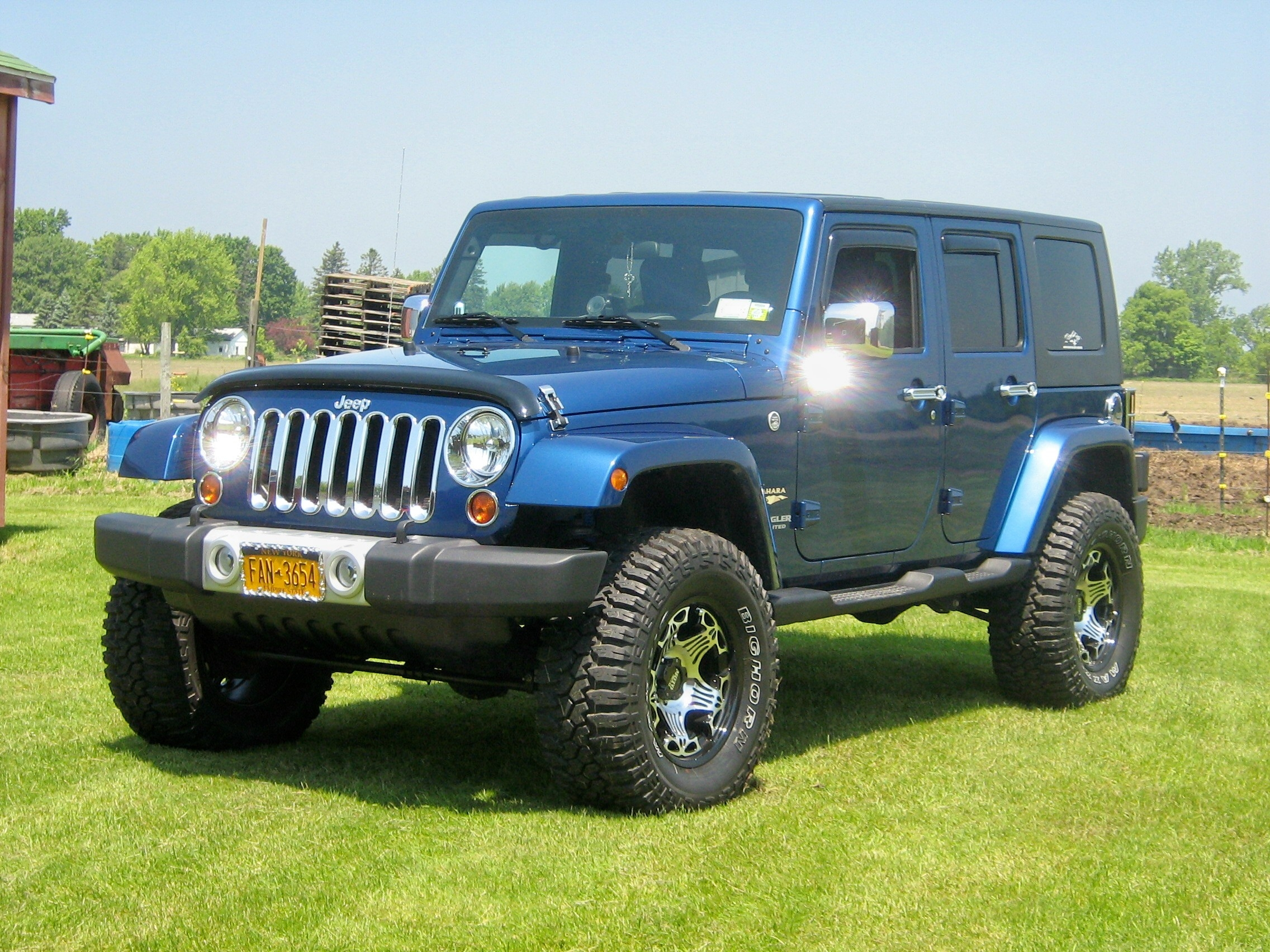 Another 85gmcgirl 2010 Jeep Wrangler post... - 14922923