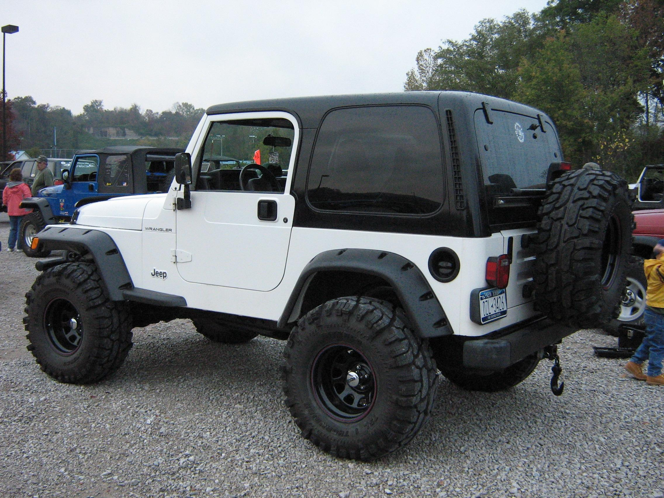 85gmcgirl 2002 Jeep Wrangler Specs Photos Modification Info at