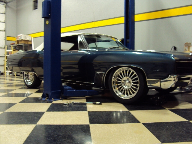 Another azIronman 1967 Buick Wildcat post... - 14923622
