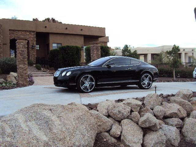 Another azIronman 2007 Bentley Continental GT post... - 14923625