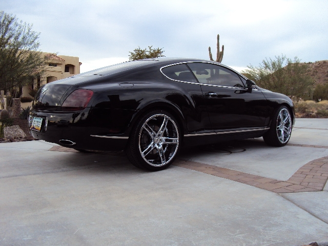 Another azIronman 2007 Bentley Continental GT post... - 14923626