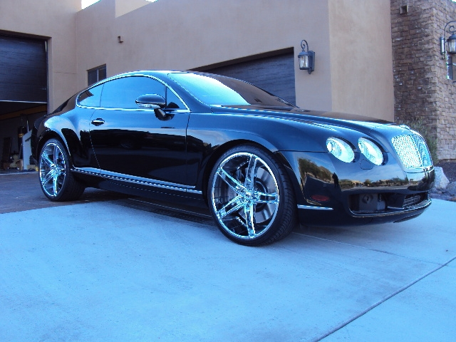 Another azIronman 2007 Bentley Continental GT post... - 14923627
