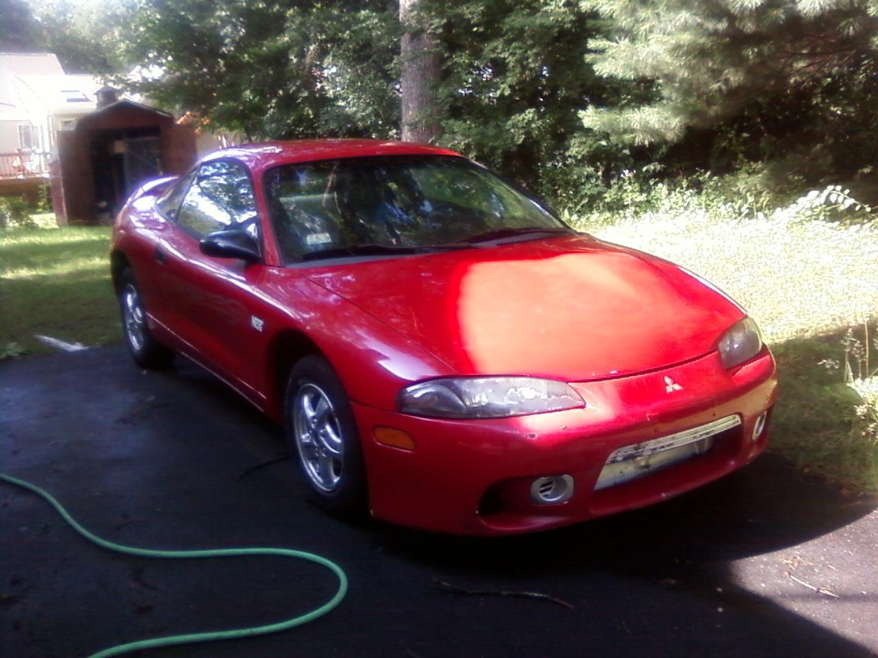 Another GKILLAA 1997 Mitsubishi Eclipse post... - 14921505